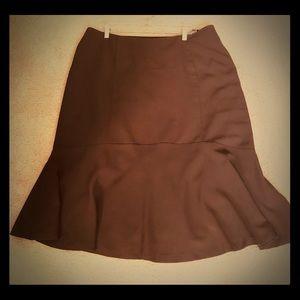 Style &Co flowy A-line skirt